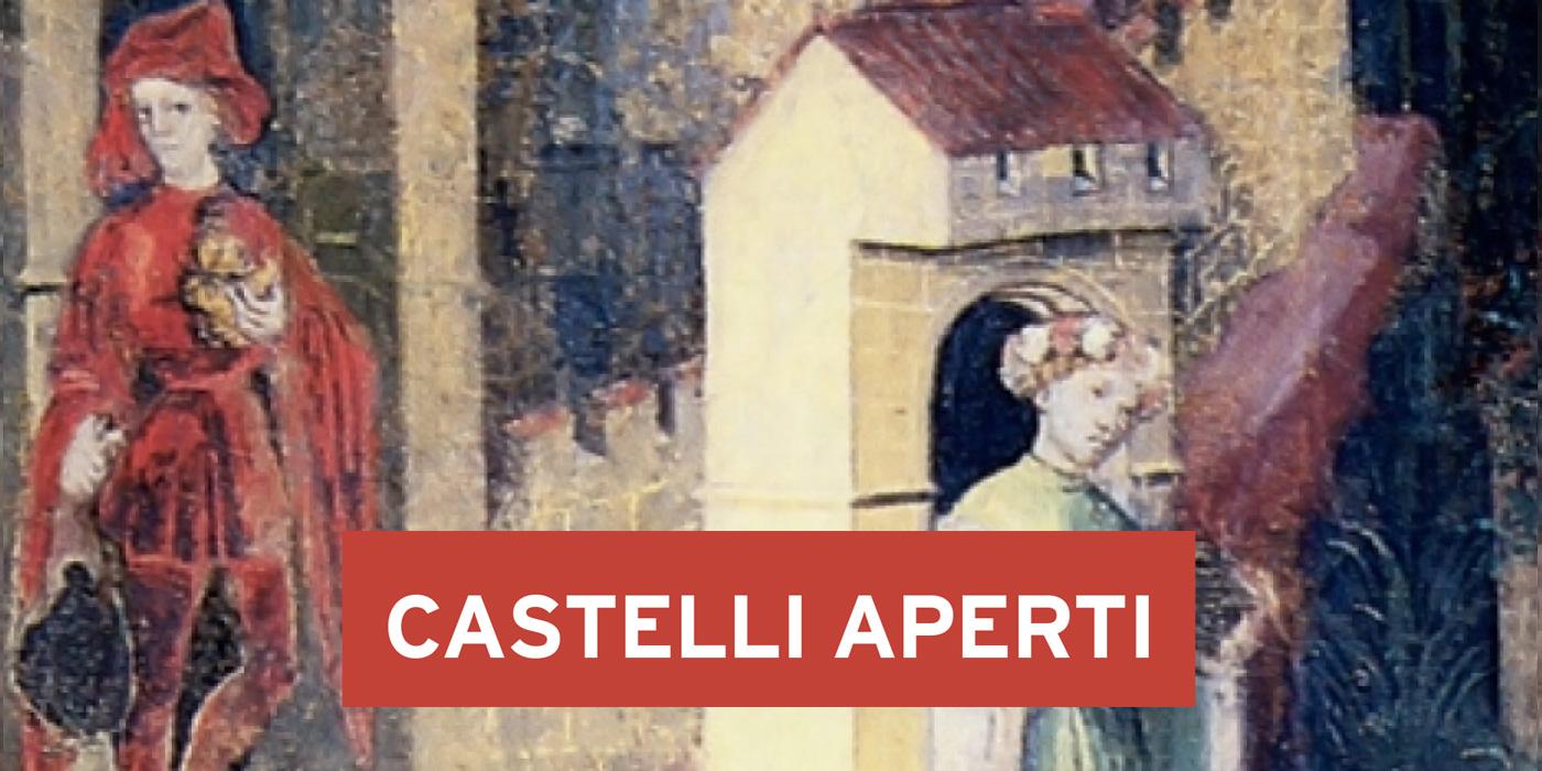 Castelli Aperti primavera 2016